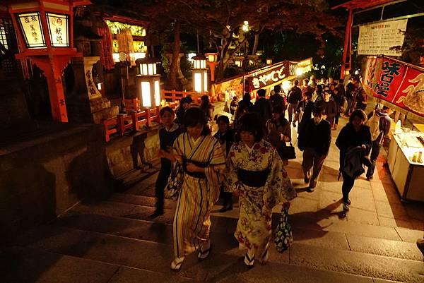 日本 京都 八阪神社