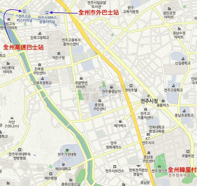 全州巴士站、韓屋村位置圖(水印).jpg