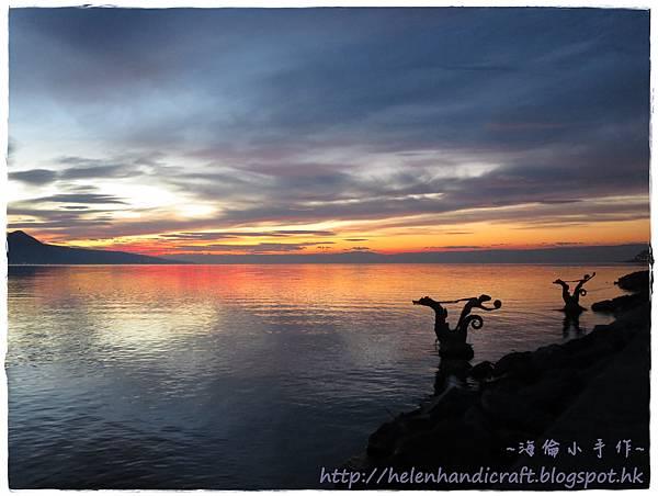日內瓦湖畔的滄海遺珠 - Veyvey