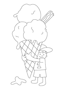 summer-coloring-pages-ice-cream