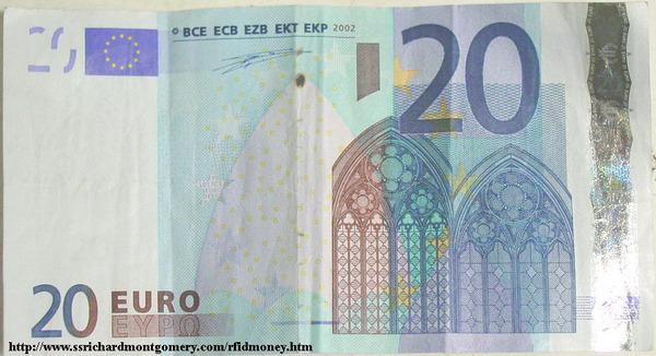歐元20元