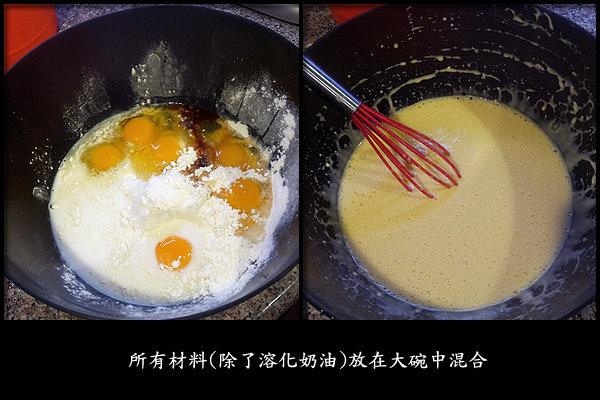 早餐~迷你德式鬆餅