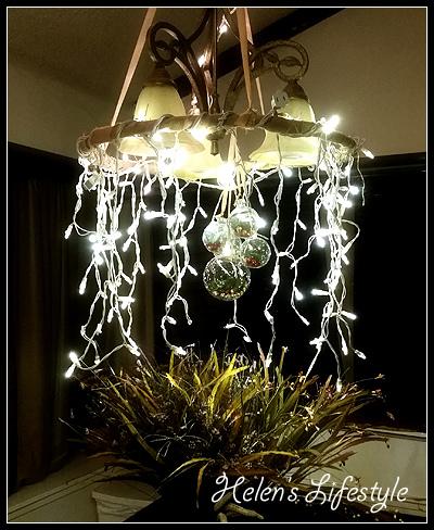 DIY吊燈