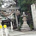 我真的挺愛日本神社。奥沢神社
