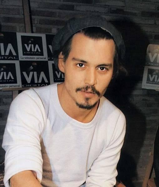 "Jonny Depp Johnny Depp Short Hair 679344727 Lavaus Karesengn ǚ""相簿 Ǘžå®¢é'¦"