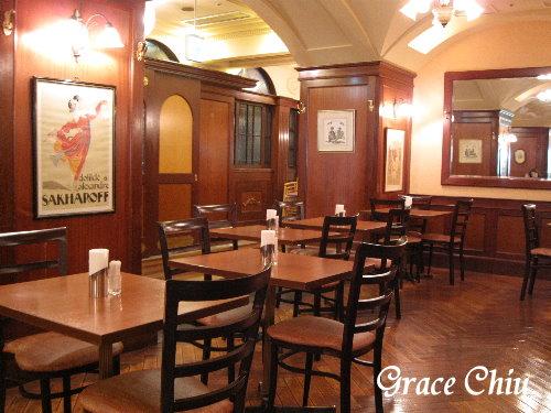 大阪第一飯店吃早餐的餐廳