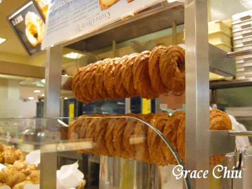 法式甜圈皮
