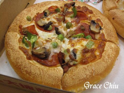 拿坡里mini披薩~總匯