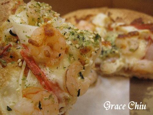 拿坡里mini披薩~海鮮