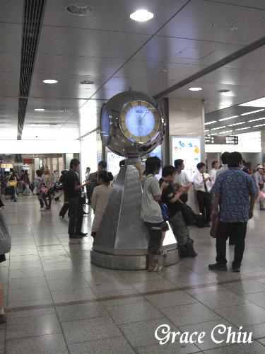JR名古屋駅正好在ASSOCIA飯店底下