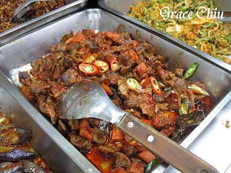 印尼自助餐廳