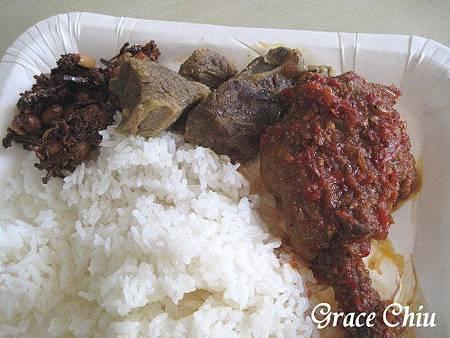 印尼自助餐