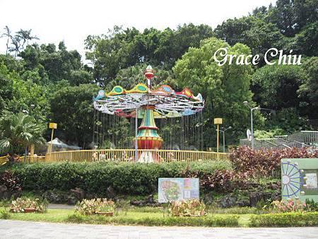 幅射飛椅~兒童樂園(兒童育樂中心)