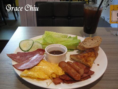 Panos cafe (永康街)~東門站早午餐/咖啡/下午茶