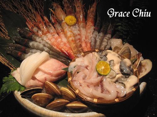 海鮮鮮蝦~~華麗~囍聚精緻鍋物