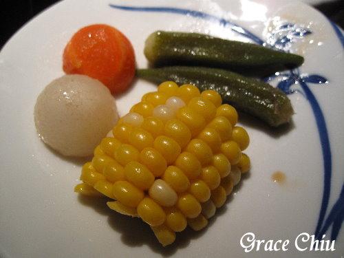 鮮甜鮮蔬~囍聚精緻鍋物