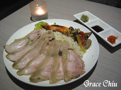 海南雞~One Restaurant %26; Lounge%2F台北東南亞料理