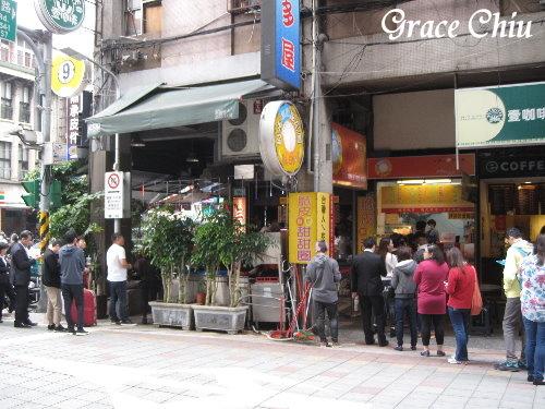脆皮鮮奶甜甜圈~台灣人ㄟ甜甜圈%2F台北後車站%2F後站名店