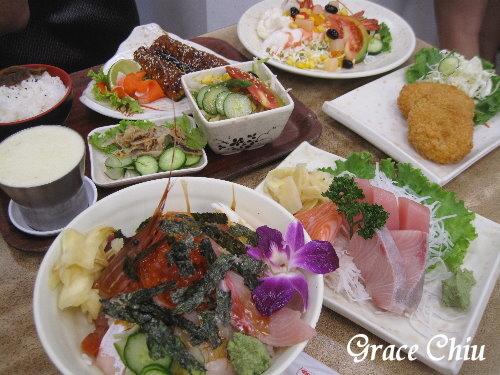 美觀園 台北城老舖 西門町日本料理 台北老店