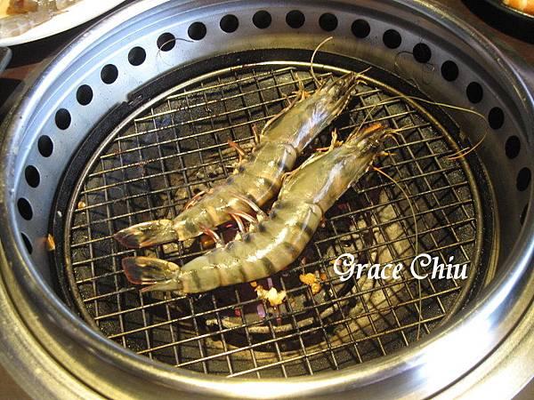 巨無霸大蝦 我就厲害(西門店) 捷運西門站 捷運美食 西門町燒烤 台北好吃燒烤