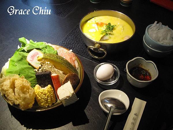 南瓜牛奶雞鍋 翰林茶館(台北微風車站店)  珍珠奶茶 泡沫紅茶 簡餐 火鍋