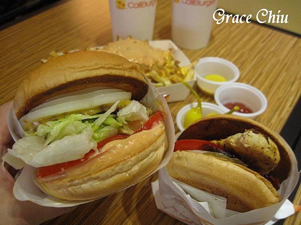 加州風漢堡 CaliBurger Caliburger 捷運西門站 西門町漢堡 梁靜茹