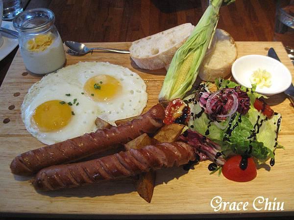 Le Partage。樂享小法廚 捷運信義安和站 台北早午餐推薦
