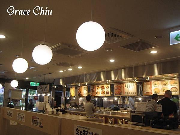 まいどおおきに食堂 南京建國食堂 日本最大連鎖庶民食堂