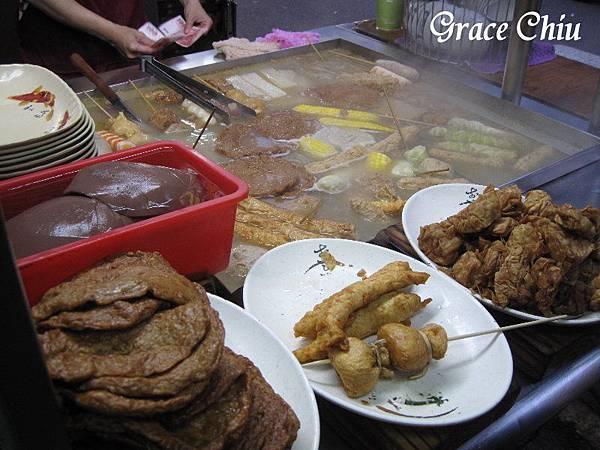 基隆黑輪綜合甜不辣 南機場夜市 南機場 台北關東煮