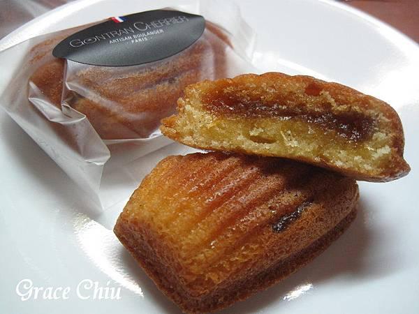 Gontran Cherrier Bakery Taipei 可頌 歐式麵包 瑪德蓮 法式點心