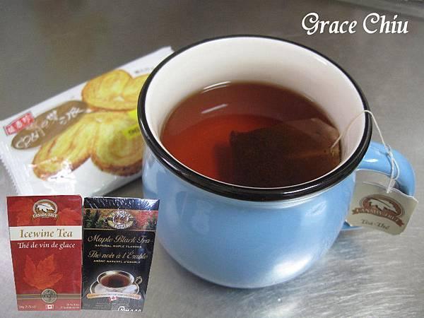加拿大伴手禮 冰酒茶 楓葉茶