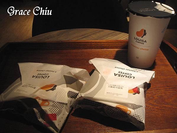 路易莎桂林店 LOUISA 萬華早餐 萬華咖啡