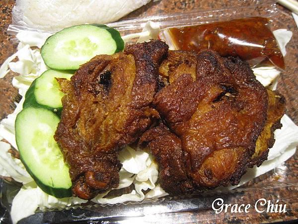 印尼口味便當 印尼餐盒100元