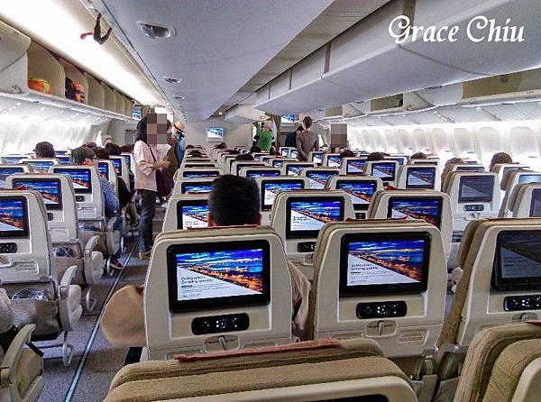 아시아나항공 韓亞航空OZ712 Asiana Airlines