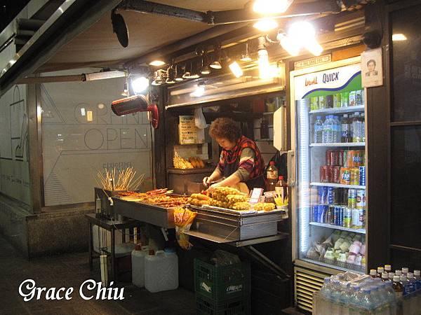 韓國街頭小吃 東大門街頭小吃 韓國小吃
