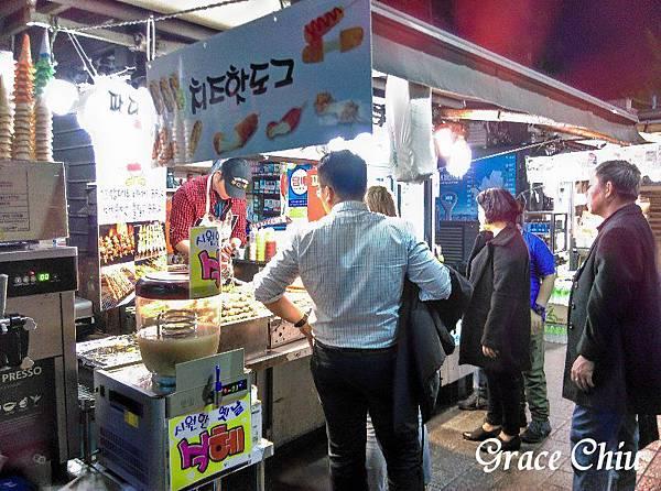東大門街頭小吃 韓國小吃 韓國街頭小吃