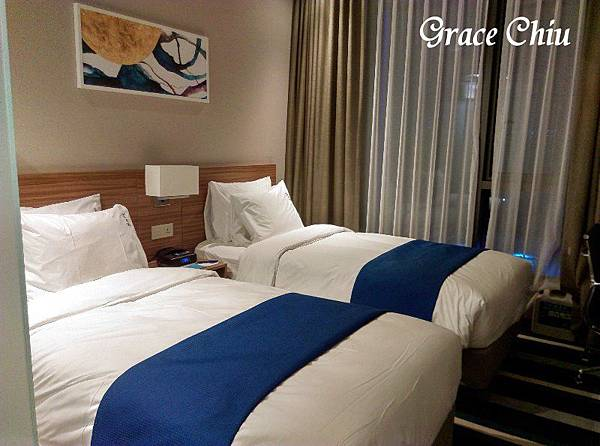 Holiday Inn Express Suwon Ingye 韓國水原住宿