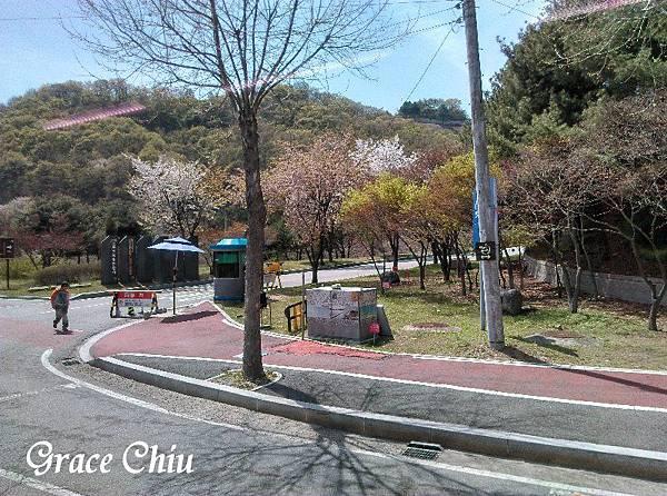 韓國優美街景