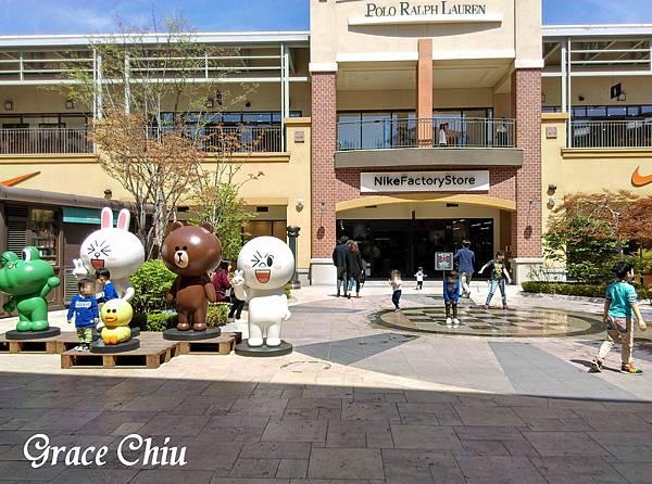 韓國outlet 坡州名牌OUTLET折扣購物中心 파주 프리미엄 아울렛