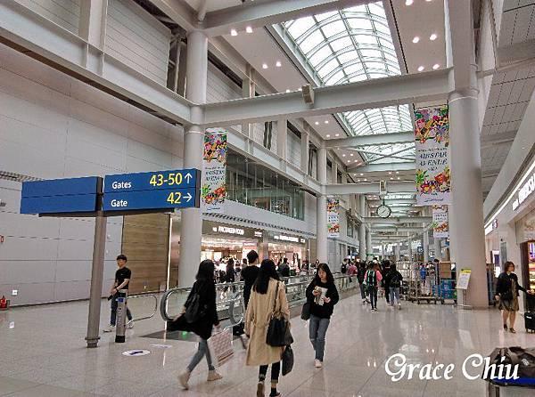 仁川機場 인천공항 Incheon Airport