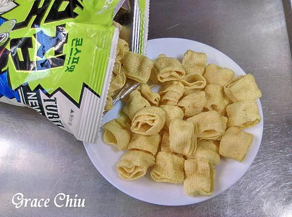 오리온 꼬북칩 콘스프맛  烏龜玉米脆片 烏龜餅乾