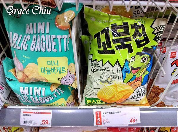 烏龜餅乾 韓國零食推薦 오리온 꼬북칩 콘스프맛