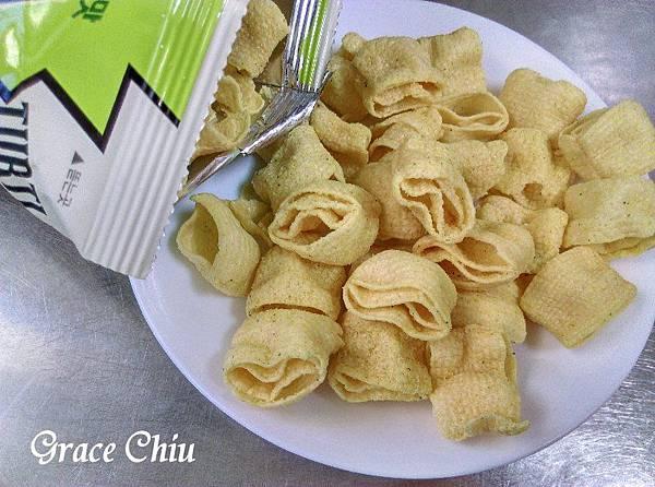 韓國零食推薦 오리온 꼬북칩 콘스프맛 烏龜餅乾 烏龜玉米脆片