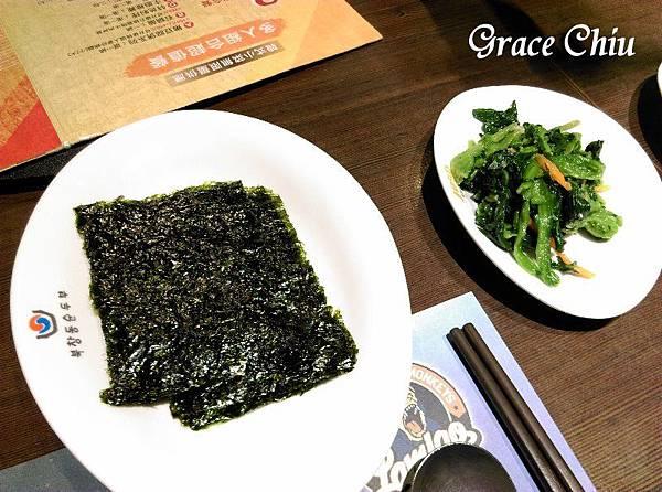 韓式小菜 涓豆腐 台北車站2樓餐廳 北車2樓