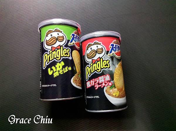 品客 Acecook 濃旨雞湯醬油拉麵 一番花枝炒麵