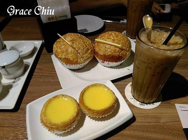 檀島香港茶餐廳 HONOLULU CAFE 台北港式