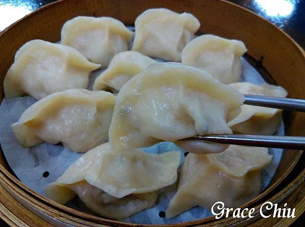 鮮肉蒸餃 紫琳蒸餃館 頂好名店城 東區美食