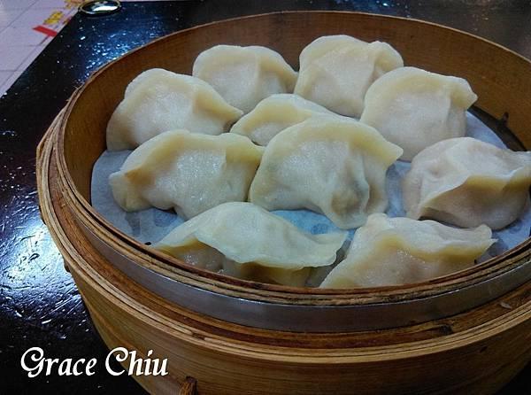 紫琳蒸餃館 台北中式小吃 頂好名店城 東區美食 鮮肉蒸餃