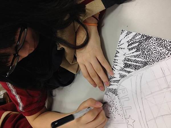 調整大小vivian pointillism