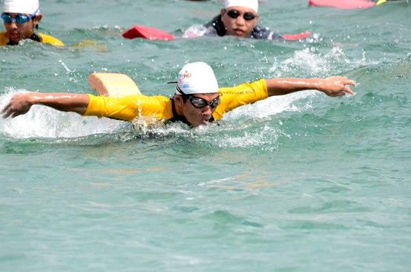 2012泳渡日月潭